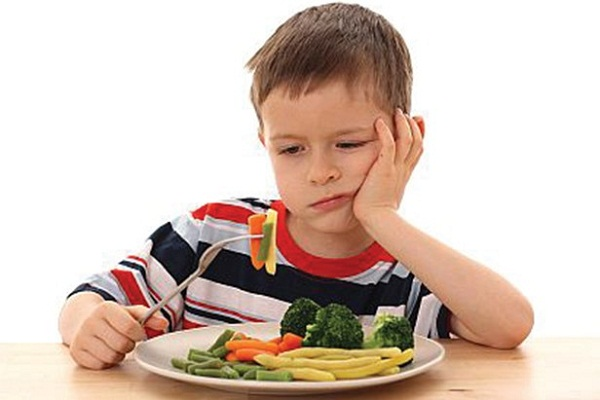 Nguyên Nhân Khiến Trẻ Biếng ăn Không Tăng Cân