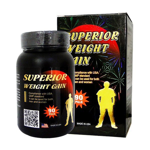 Thuốc Tăng Cân Superior Weight Gain Của Mỹ