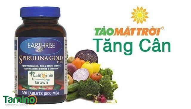 Tao Mat Troi Spirulina Gold Plus 8 Result