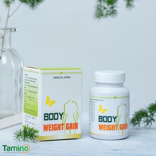 Thuoc Tang Can Body Weight Gain Nhat Ban 6 Result