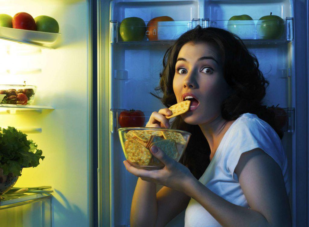 Thực đơn tăng cân cho tuổi dậy thì bữa khuya